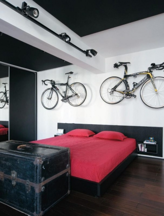 25 creative bike storage ideas