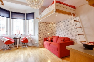 25 small apartment design ideas