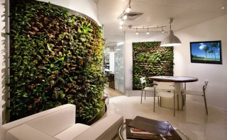 32 indoor vertical garden ideas