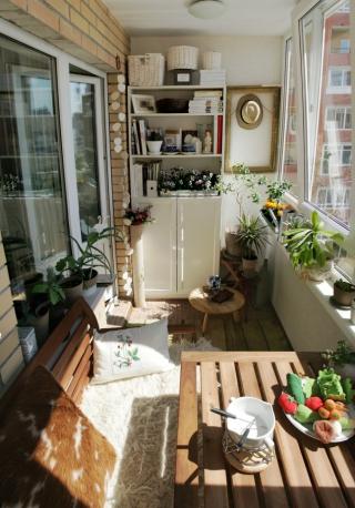35 small balcony ideas