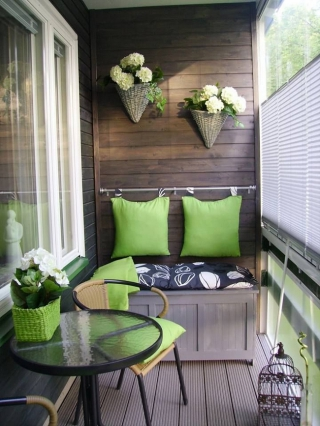 35 small balcony ideas
