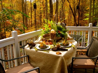 Fall and Halloween decorations for your home