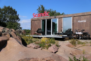 Scandic To Go – the hotel that comes to you