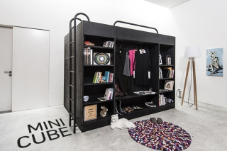 The Living Cube – Multifunctional furniture